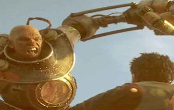 Spot televisivo de BioShock Infinite