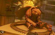 Irrational Games lanza a reserva un curioso peluche del Songbird de BioShock Infinite