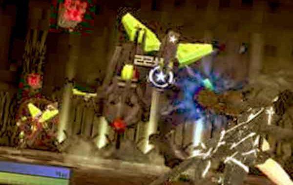 Black Rock Shooter: The Game para PSP se muestra en un segundo tráiler