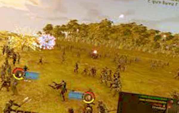 El nuevo vídeo de Camelot Unchaid nos muestra a 500 personajes en pantalla