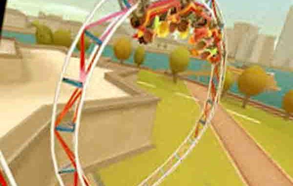 Frontier Developments anuncia Coaster Crazy Deluxe para Wii U