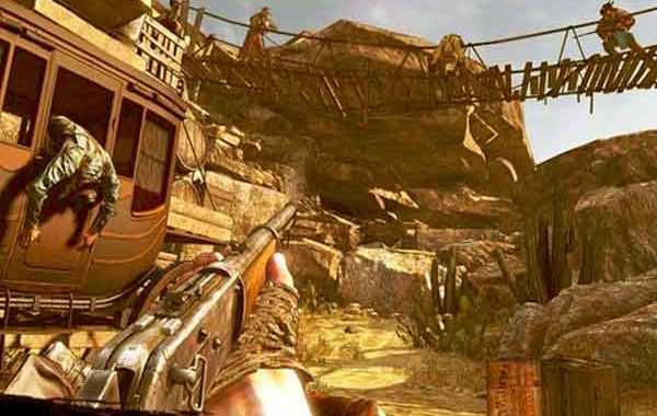 Tráiler con gameplay de Call of Juarez: Gunslinger
