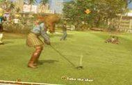 Kazuma Kiryu de la franquicia Yakuza será un DLC en Hot Shots Golf: World Invitational