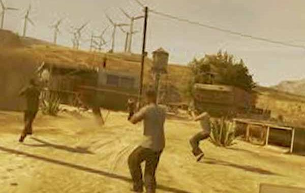 Tres nuevos vídeos de Grand Theft Auto V Game is War