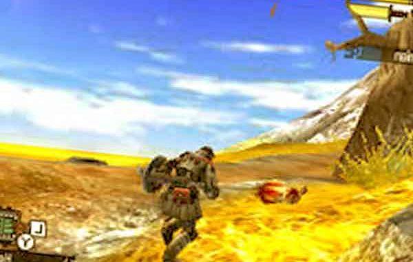 Dos docenas más de imágenes de Monster Hunter 4