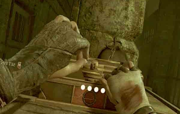 Primeras imágenes oficiales de Thief dentro del juego