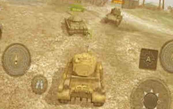 World of Tanks Blitz llegará a móviles y tablets