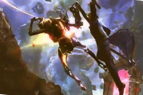Análisis – DmC: Vergil's Downfall Game is War
