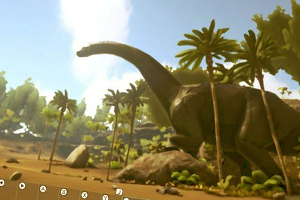 Nueva expansión para Ark: Survival Evolved en Febrero